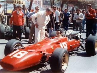 Monaco, maggio '67, Bandini [Lettera 32] CorriereAl 2