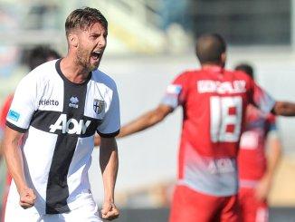 Parma-Alessandria 2-0: gol e premiazione CorriereAl