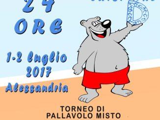 """Al via la decima edizione di """"Grigiovolley 24ore"""" a sostegno del Centro Down CorriereAl"""