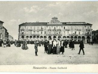 Piazza Garibaldi, Via Lodi, le scuole Normali, il Seminario di Via Vochieri e Lucia Lunati #16 CorriereAl 4