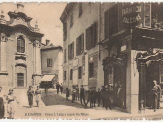 La Chiesa di Santa Lucia, Via Milano e le nuove barriere [Un tuffo nel passato] CorriereAl