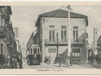 Via Mazzini, Via Lodi, Via Cavour, La mia cara Alessandria e Lucia Lunati [Un tuffo nel passato] CorriereAl