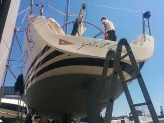 Spirit of Nerina in partenza per Palma di Maiorca CorriereAl 5
