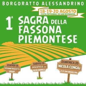 Dal 17 agosto a Borgoratto la 1^ Edizione della Sagra della Fassona Piemontese CorriereAl