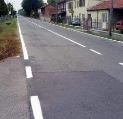 """Sciaudone (Forza Italia): """"Finalmente la segnaletica in strada Acqui"""" CorriereAl"""