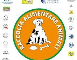 Sabato anche ad Alessandria e provincia l'ottava edizione Giornata Nazionale della Raccolta Alimentare per gli Animali CorriereAl