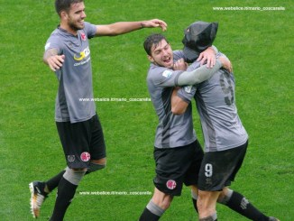 Alessandria 4 - Olbia 0 [Curva Nord] CorriereAl