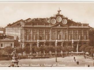 Gli orologi del Municipio [Un tuffo nel passato] CorriereAl 2