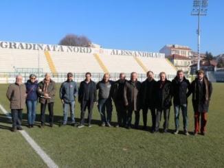 Il bar dello stadio Moccagatta intitolato a Renato Cattaneo CorriereAl