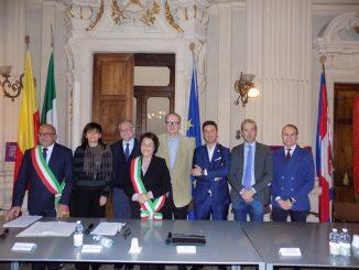 Firmato il protocollo per il ripristino delle linee ferroviarie Casale-Mortara e Casale-Vercelli CorriereAl