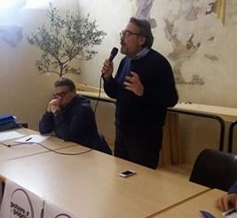"""Potere al Popolo: """"Sala gremita per Giorgio Cremaschi ad Alessandria: ora le candidature per le elezioni politiche"""" CorriereAl"""