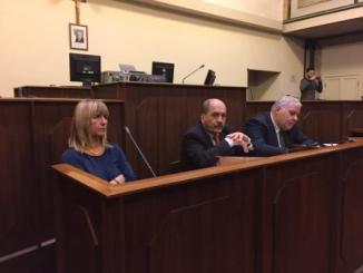 """A Palazzo Rosso summit con le associazioni della disabilità: """"Stretta collaborazione: chiederemo a Ica ulteriori agevolazioni sulle affissioni"""" CorriereAl 2"""