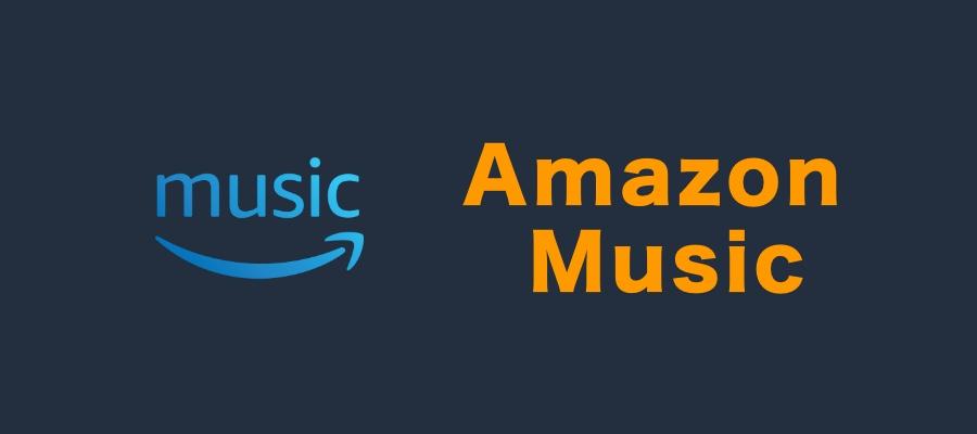 無料で利用できる音楽アプリ:Amazon Music