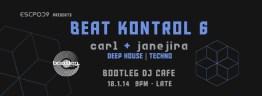 Beat Kontrol 6 - Bootleg - Banner
