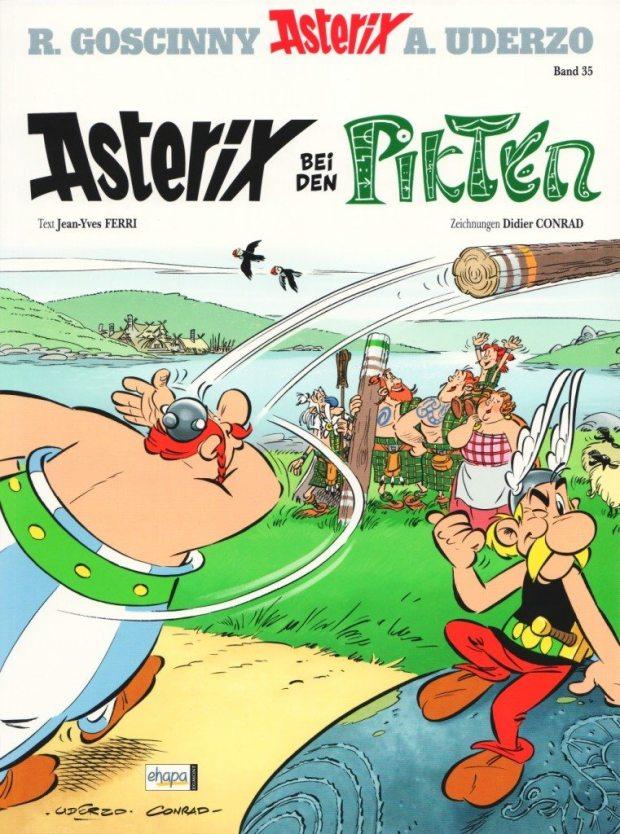 Asterix 35 000