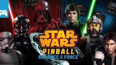 Bild von Game-Review: Star Wars Pinball: Balance of the Force