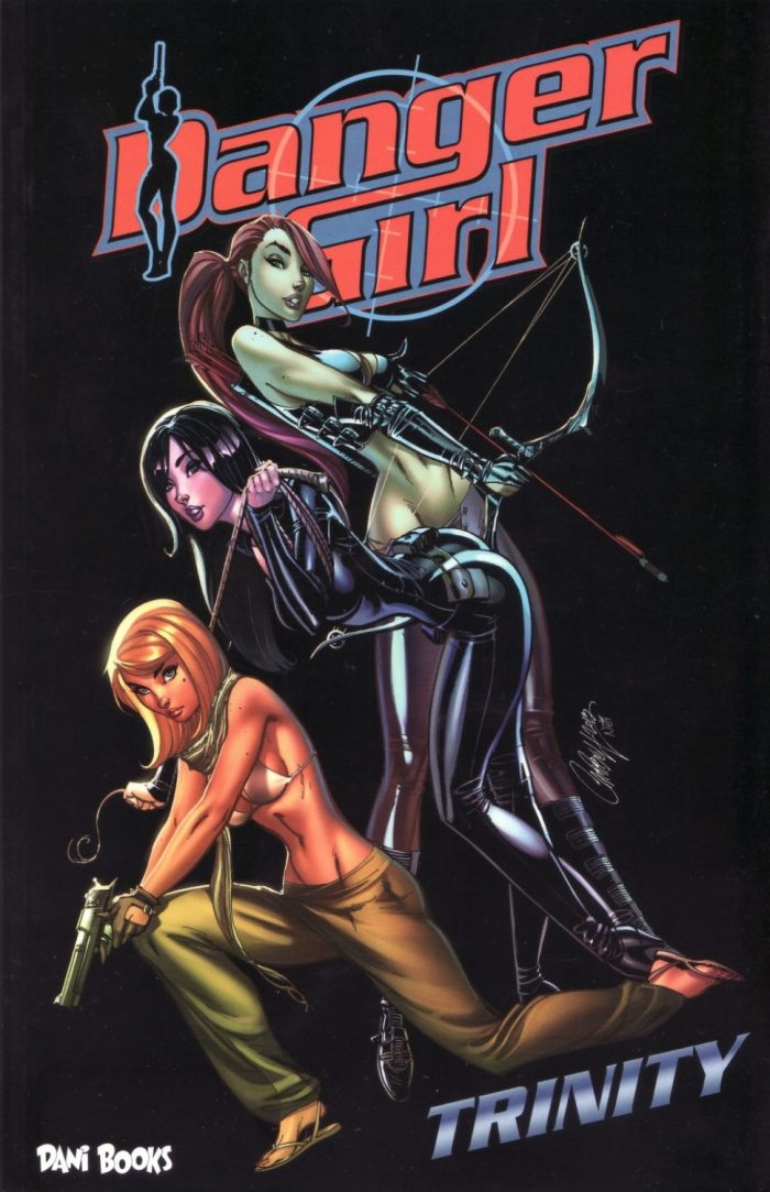 Danger Girl Trinity 000