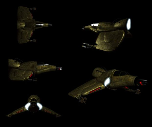 SPACESHIP21