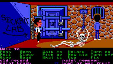 Bild von Game-News: Maniac Mansion ab sofort auf Steam erhältlich