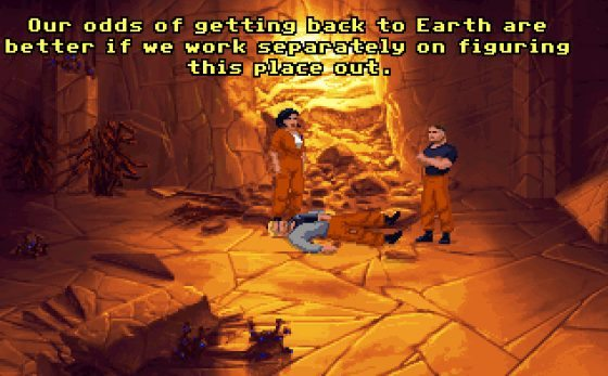 the dig lucasarts