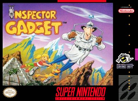 Inspector Gadget SNES