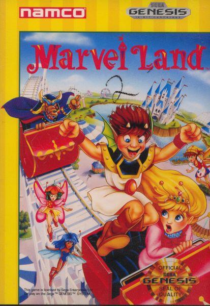 MarvelLand