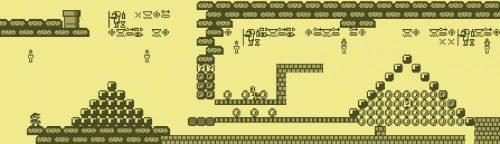 Das klassische Level Design bietet zahlreiche raffinierte Gameplay Elemente. Hier ist es etwa gar nicht so einfach alle Münzen zu erreichen. (zum vergrößern anklicken)