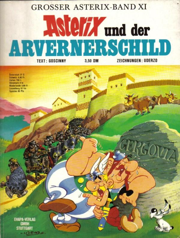 Asterix RS 11 Bild 000