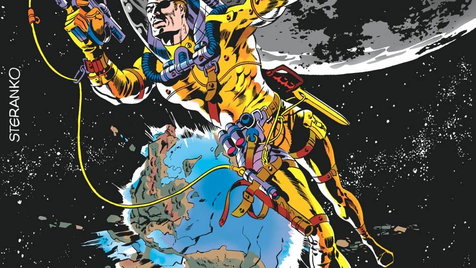 Aus großer Macht folgt große Verantwortung: Mitte der 50er Jahre litt die amerikanische Comicindustrie unter einer negativen Medienberichterstattung und den strengen inhaltlichen Vorgaben des sogenannten Comic Code. (hier: Nick Fury Agent of SHIELD) (Bild: © Marvel Entertainment, LLC) (Text: © Arte)