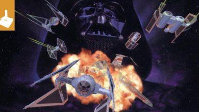 Bild von Spiele, die ich vermisse #79: Star Wars: TIE-Fighter (in memoriam Aaron Allston)