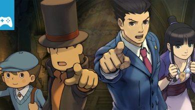 Photo of Game-News: Professor Layton vs. Phoenix Wright: Ace Attorney erhält kostenlose DLCs