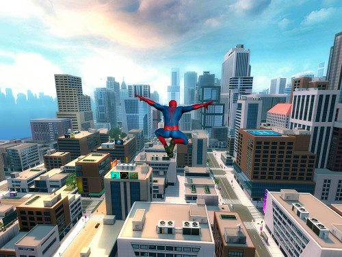 spider-man mobile screen 2