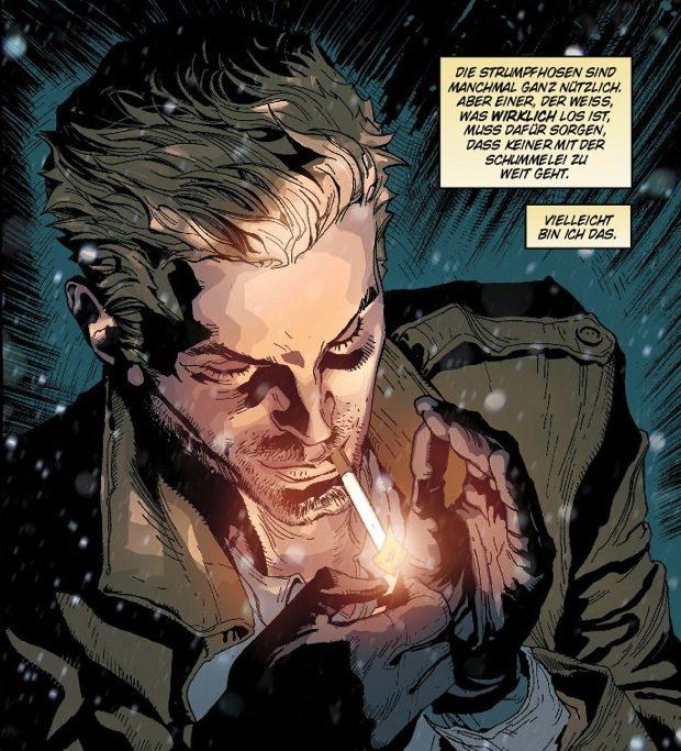 John Constantine im DC Universum!