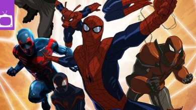Photo of Video: Aufzeichnung des kompletten Spider-Man (Spider-Verse) Panel!