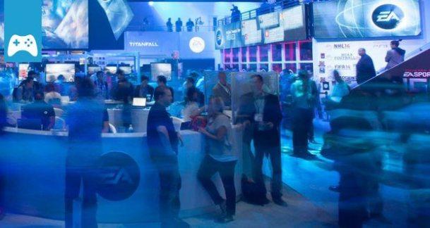 E3: Electronic Arts Pressekonfernz