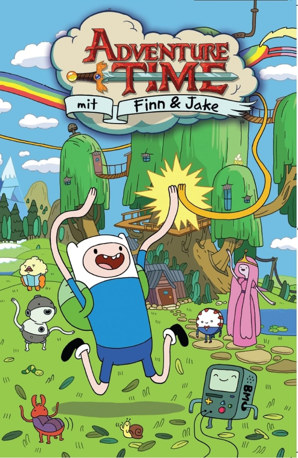 Adventure Time #1 (Softcover, reguläre Ausgabe)