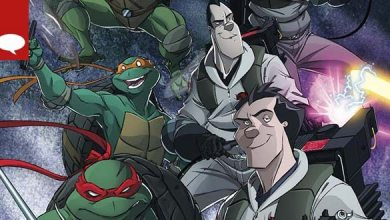 Photo of Comic-News: Die Teenage Mutant Ninja Turtles treffen auf die Ghostbusters