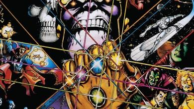 Photo of Review: The Infinity Gauntlet