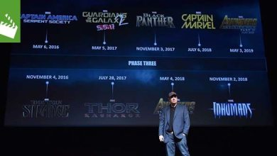 Photo of Film-News: Logos, Black Panther Kostüm und Thanos-Footage zu Marvels Phase 3 Filmen!