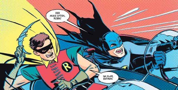 Batman 66 Comic Review 2