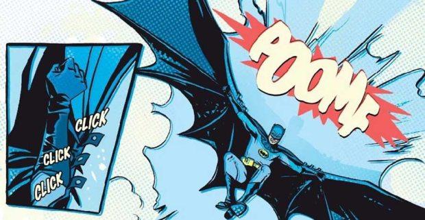 Batman 66 Comic Review 3