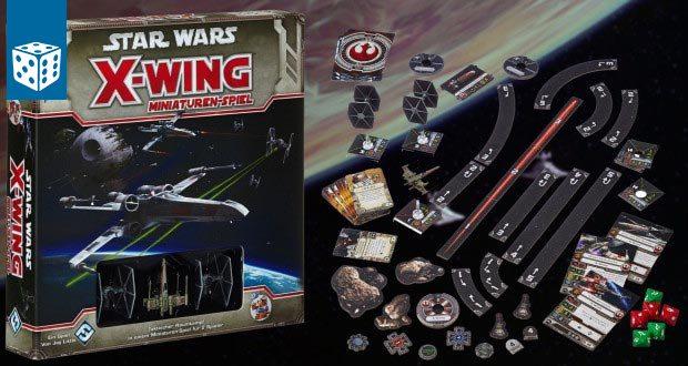 Asmodee HEI0414 Star Wars X-Wing Rebellentransporter Erweiterung-Pack