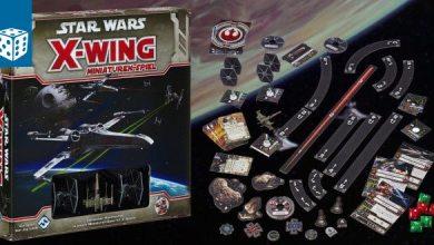 Photo of Video-Review: Star Wars: X-Wing Miniaturen-Spiel