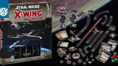 Bild von Video-Review: Star Wars: X-Wing Miniaturen-Spiel