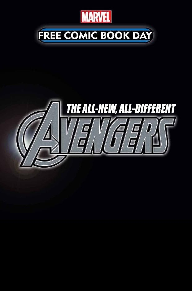 All New All Different Avengers Cover