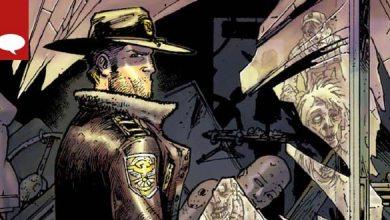 Bild von Comic-News: The Walking Dead bald auch als deutsche Softcover-Ausgaben