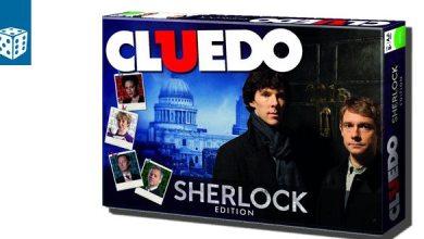 Bild von Review: Cluedo – Sherlock Edition