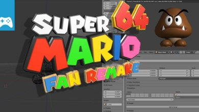 Photo of Game-News: Super Mario 64 Fan-HD-Remake geplant
