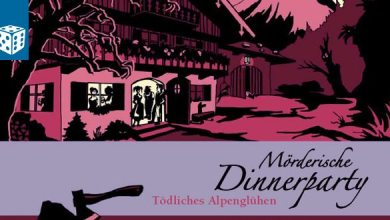 Photo of Review: Mörderische Dinnerparty – Tödliches Alpenglühen (Spoilerfrei)