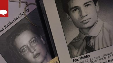 Photo of Preview: The X-Files Annual 2015
